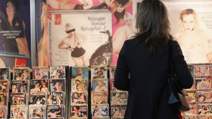 Pornografische Videos in Berlin vom Oktober 2010