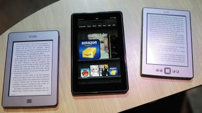 Kindle-Auswahl von Amazon