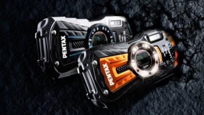 Optio WG-2 GPS