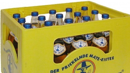 Club-Mate: Hack fürs Hirn