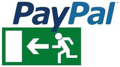 Paypal-Kunden suchen nach Alternativen.
