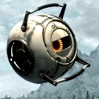 Skyrim: Mod-Besuch aus Portal 2
