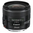 Canon-Objektive: Weitwinkel-Festbrennweiten mit Bildstabilisator