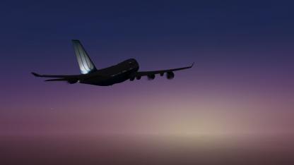 X-Plane 10 ist fertig.