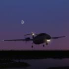 Test X-Plane 10: Flugsimulator mit Openstreetmap und vielen Rechnern