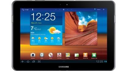 Streitobjekt: Samsungs Galaxy Tab 10.1N