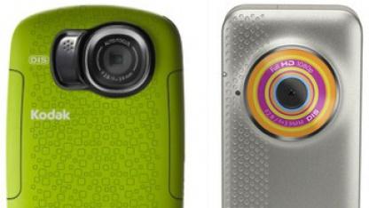 Camcorder von Kodak: Zukunft im Druckergeschäft
