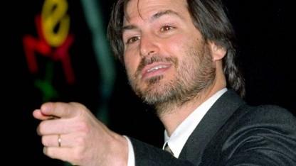 Steve Jobs im Januar 1992