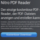 Nitro PDF Reader 2.2: PDF-Software mit besserer Windows-Integration
