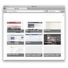 Firefox: Neue Seite für neue Tabs