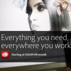 Adobe Creative Cloud: Software im Monatsabo für 50 US-Dollar