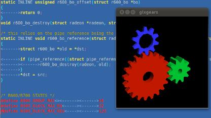 Mesa 9.0 erhält ein vollständiges API für OpenGL 3.1.