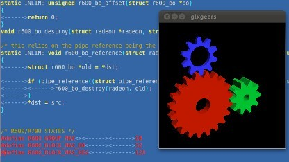 Mesa 8.0 erhält ein vollständiges API für OpenGL 3.0.
