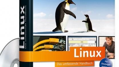 Linux - Das umfassende Handbuch vermittlet Grundlangen zu Linux und OpenBSD für Einsteiger und versierte Anwender.
