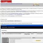 Blackhole Toolkit: Cryptome gehackt und mit Malware infiziert