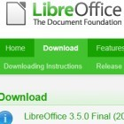 Document Foundation: Libreoffice 3.5 ist fertig