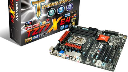 TZ77XE4 für Ivy Bridge