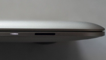 Das Design des Macbook Air ist nun patentiert.