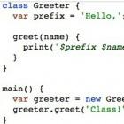 Google Chrome: Chromium lernt Dart