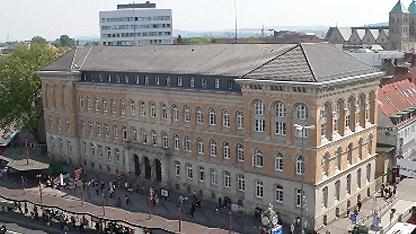 Das Osnabrücker Landgericht