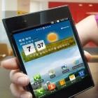 LG Optimus Vu: 5-Zoll-Smartphone mit Stiftbedienung und LTE
