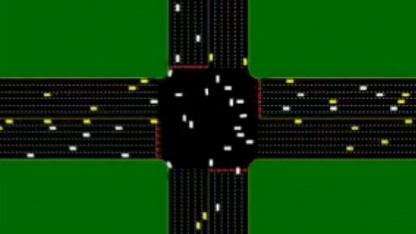 Software für Kreuzungsmanagement: Slot anmelden