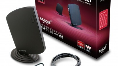 Der Edge HD3 nutzt AMD-Technik.