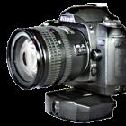 Digitalkamera: Laser als Fokussierhilfe