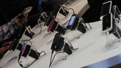 Geräte mit Qualcomm-Chips