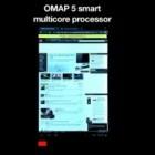 Omap 5 von Texas Instruments: Dual-Core-CPU schlägt Quad-Core-Prozessor