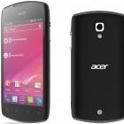 Acer Liquid Glow: Smartphone mit Android 4.0 und NFC