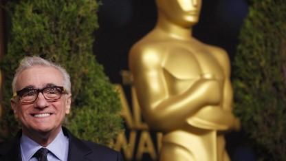 Hollywood-Regisseur Martin Scorsese