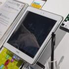 Hands on Galaxy Note 10.1: Großes Notiztablet von Samsung mit Stiftbedienung