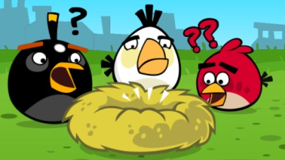 Angry Birds auf Facebook