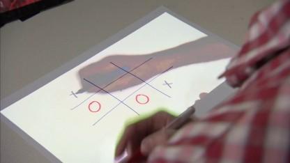 Illumishare vernetzt Schreibtische.