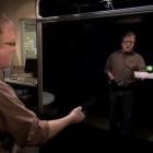 Holoflector: Microsoft zeigt Spiegel mit Kinect und Windows-Phone