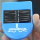 Broadcom BLE: Indoor-Navigation mit solarbetriebenen Bluetooth-Stationen