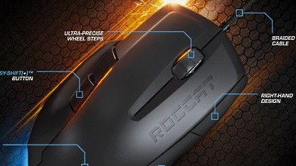 Savu Mid-Size Hybrid Gaming Mouse