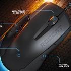 Savu Mid-Size Mouse: Spielemaus von Roccat mit 4.000 dpi und Erfolgsanzeige