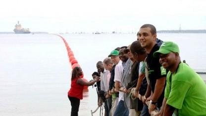 Ostafrikas Verbindung zu internationalen Netzen: Eassy wird 2010 in Tansania angelandet