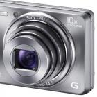 Sony: Dünne Digitalkamera mit 10fach-Zoom