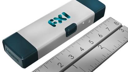 Cotton Candy ist ein PC in Form eines USB-Sticks.