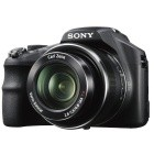 Cybershot HX200V: Bridgekamera mit 30fach-Zoomobjektiv