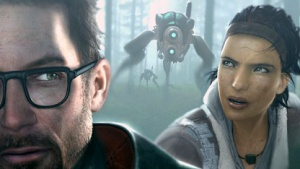 Half-Life 2: Episode 2 - Artwork