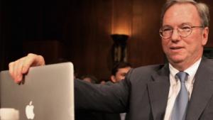 Ex-Google-Chef Eric Schmidt pflegte Nicht-Abwerbe-Pakte mit Apple und Intel.