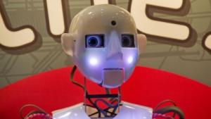 Rund, bunt, verspielt: Ist Robothespian der ideale Haushaltsroboter?