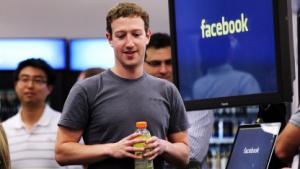 Facebook-Chef Mark Zuckerberg will die Kontrolle behalten