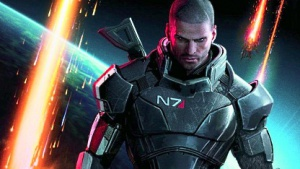 Mass Effect 3 Artwork