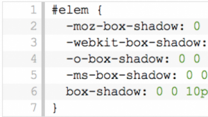 HTML5: Vendor-Unlock statt Vendor-Prefix