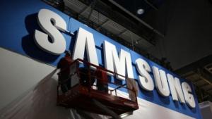 Samsung auf der CES 2011